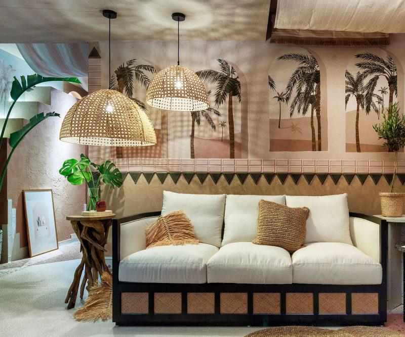 Iluminación: lámparas y luminarias que marcan tendencia en Casa Decor 2021