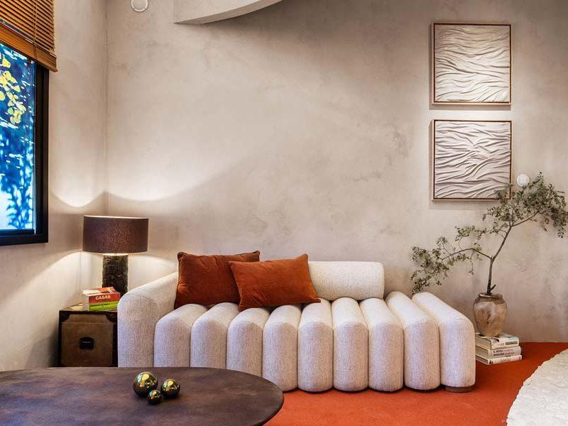 Elementos constructivos y decorativos en Casa Decor 2021