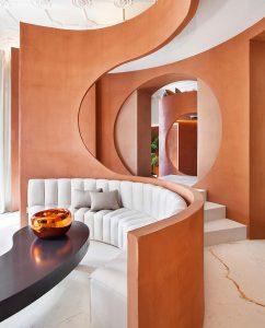 Ecoclay en el Espacio Niessen por Héctor Ruiz-Velázquez en Casa Decor 2021