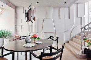 Escayola Saz en el Espacio Danish Design Plus por Erico Navazo en Casa Decor 2021