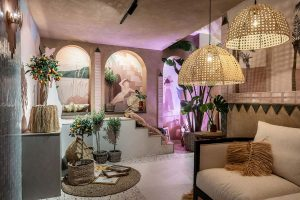 Espacio Drimdeco by Cuadriman por Blanca Hevia en Casa Decor 2021