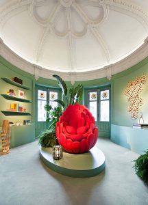 Espacio Louis Vuitton por Equipo Louis Vuitton en Casa Decor 2021