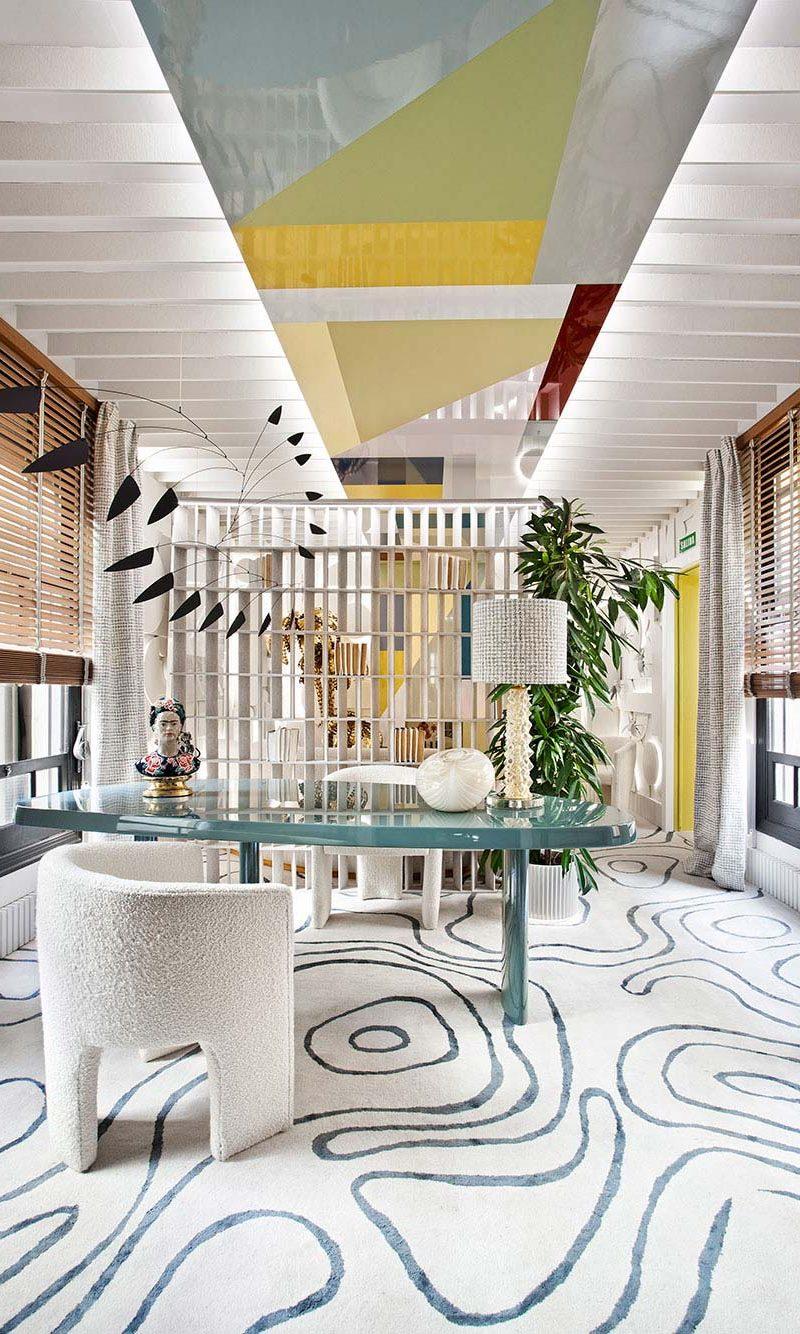 Zonas de trabajo en Casa Decor 2021: espacios modernos, funcionales y sostenibles