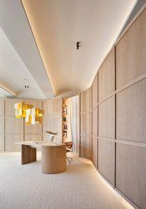 Espacio Gira por The Room Studio en Casa Decor 2021
