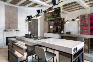 Delta Cocinas en Casa Decor 2021