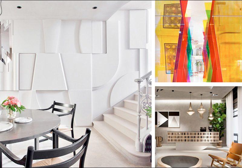 Premio y Menciones al Mejor Diseño Original de Profesional Casa Decor 2021