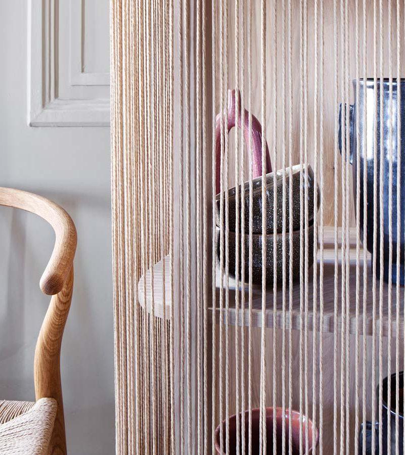 Tendencias deco: vuelve la cuerda, un material que aporta calidez y estilo