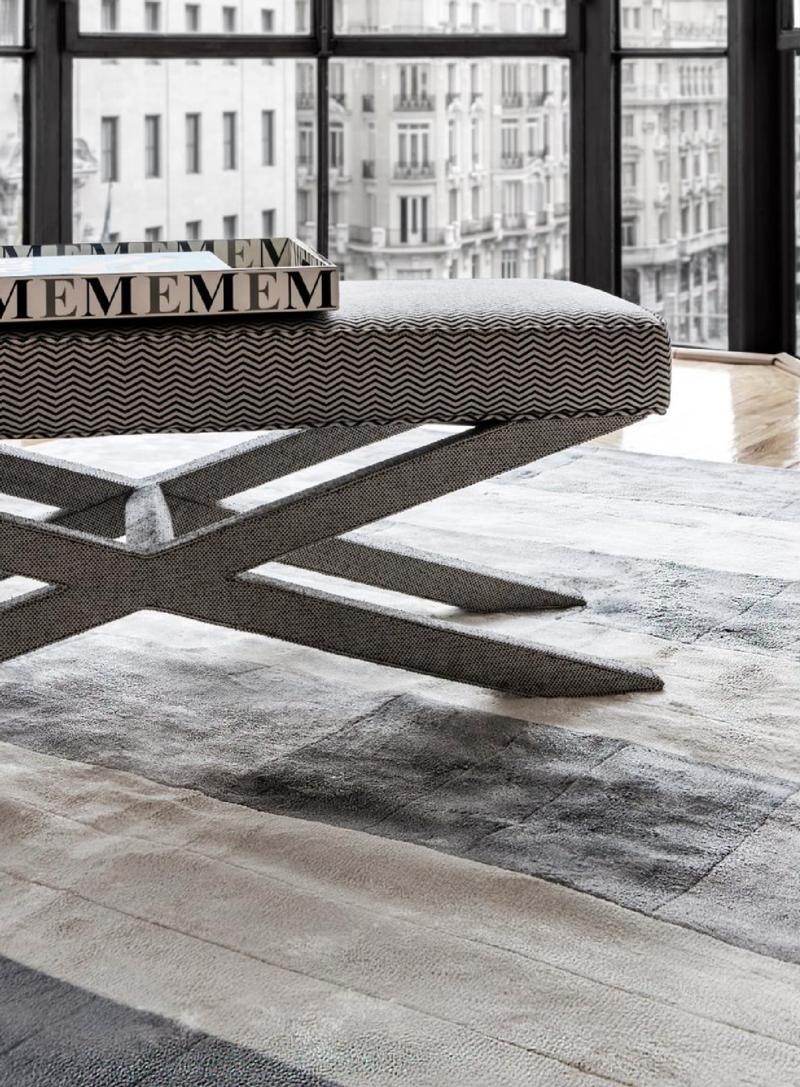 Manuel Espejo diseña la nueva colección de alfombras de Kaymanta