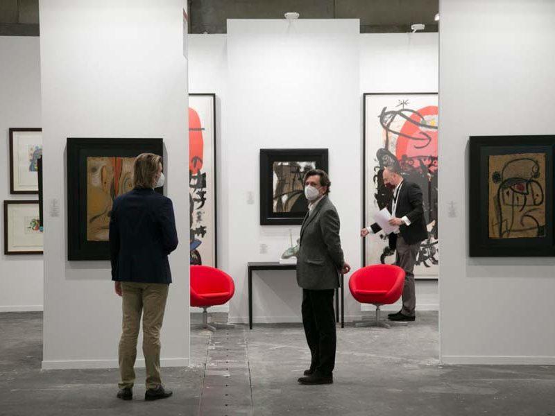 La Feria Estampa regresa a octubre con la participación de más de 80 galerías